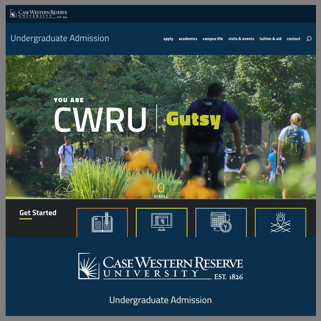 Undergrad Admissions Homepage